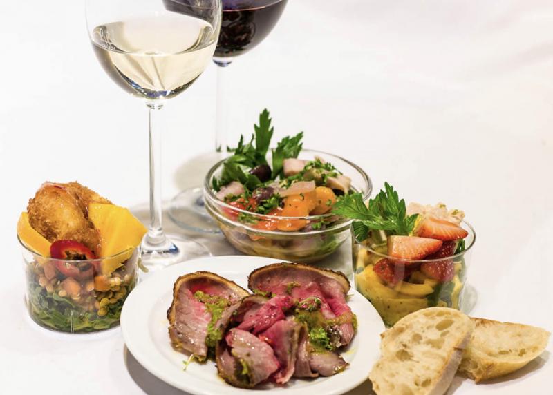 Gutschein - Feine Kost – als Catering oder auf Platten
