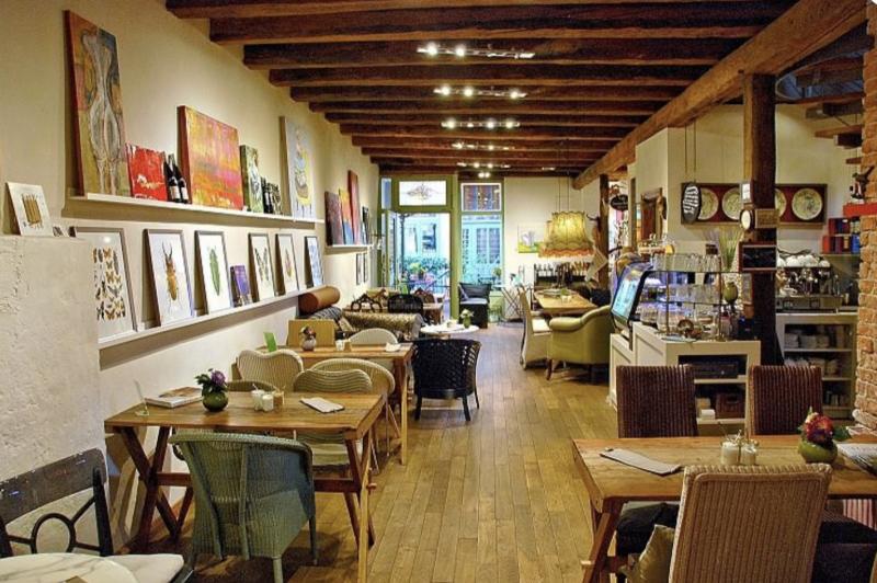 Gutschein - Café im Innenleben