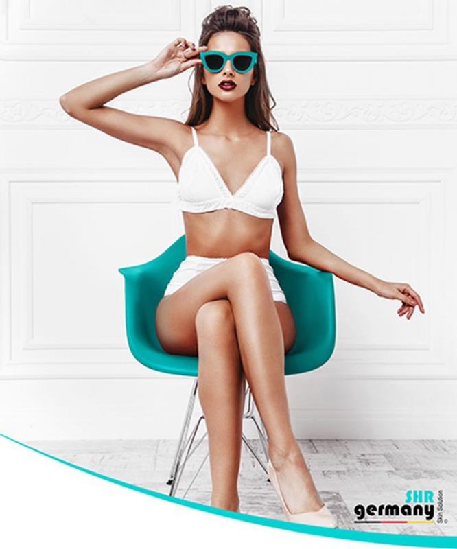 Gutschein - Dauerhafte Haarentfernung Achseln und Bikini 70€ anstatt 90€