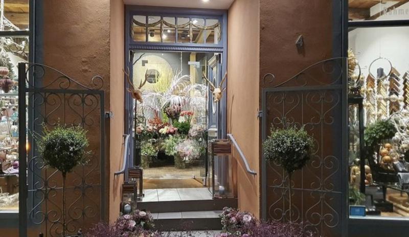 Gutschein - Innenleben Lampe – Rahmen, Wohnkultur, Blumendesign, Café